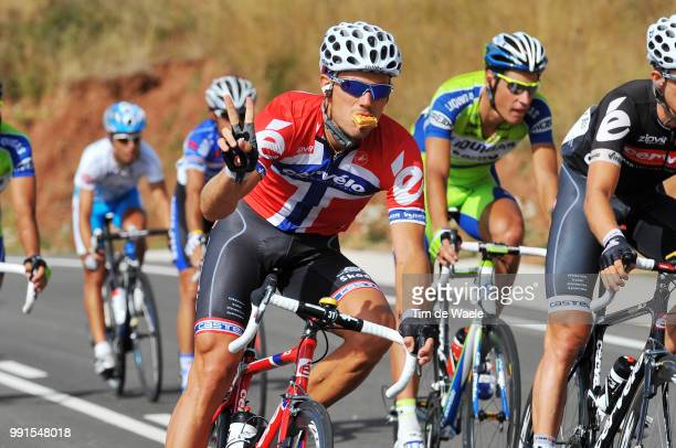 65Th Tour Of Spain 2010 Stage 13Hushovd Thor / Rincon De Soto Burgos / Vuelta Tour D'Espagne Ronde Van Spanje Etape Rit Tim De Waele
