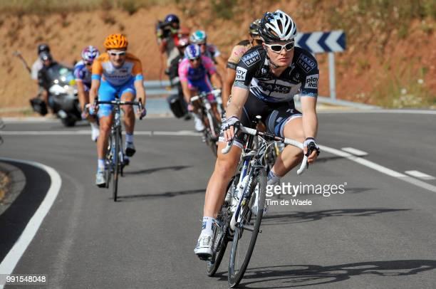 65Th Tour Of Spain 2010 Stage 13Klemme Domenik / Rincon De Soto Burgos / Vuelta Tour D'Espagne Ronde Van Spanje Etape Rit Tim De Waele