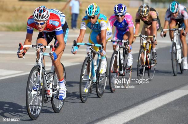 65Th Tour Of Spain 2010 Stage 13Terpstra Niki / Cheula Giampaolo / Kaisen Olivier / Davis Allan / Mori Manuele / Rincon De Soto Burgos / Vuelta Tour...