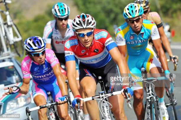 65Th Tour Of Spain 2010 Stage 13Terpstra Niki / Rincon De Soto Burgos / Vuelta Tour D'Espagne Ronde Van Spanje Etape Rit Tim De Waele
