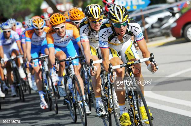 65Th Tour Of Spain 2010 Stage 13Velits Martin / Rincon De Soto Burgos / Vuelta Tour D'Espagne Ronde Van Spanje Etape Rit Tim De Waele