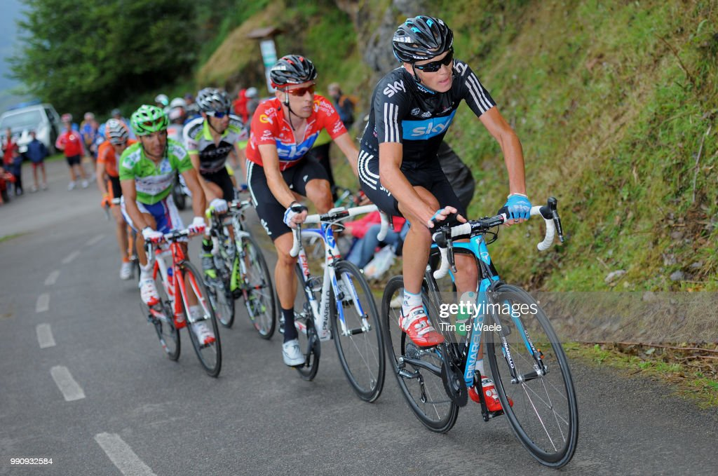 Cycling : 66Th Tour Of Spain 2011 / Stage 15 : ニュース写真