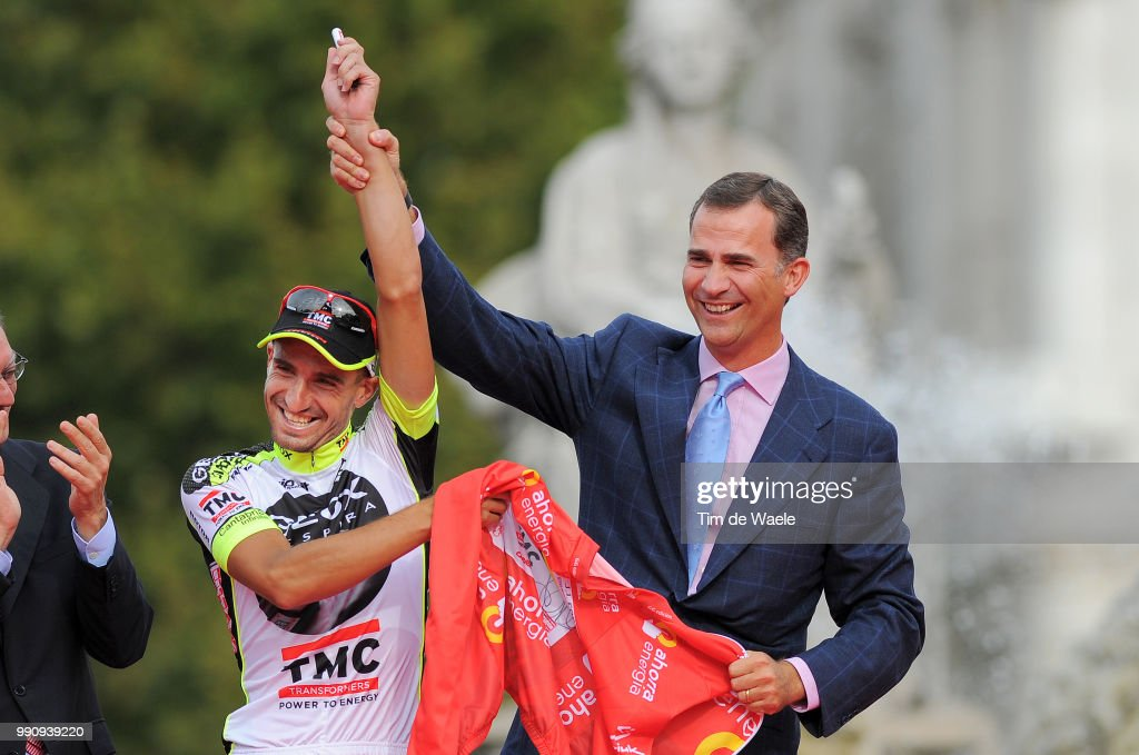 Cycling : 66Th Tour Of Spain 2011 / Stage 21 : News Photo