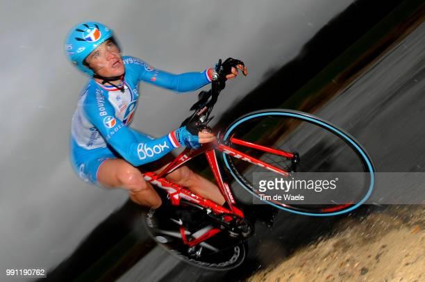 67E ParisNice Stage 1Thomas Voeckler Amilly Amilly Time Trial Contre La Montre Tijdrit Etape Rit Tim De Waele