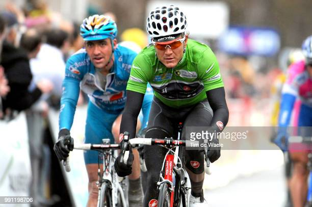 Paris-Nice, Stage 3Arrival, Heinrich Haussler Green Sprint Jersey, Sebastien Turgot /Orval - Vichy , Etape Rit, Tim De Waele