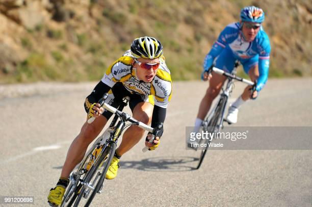 67E ParisNice Stage 5Tony Martin Thomas Voeckler Annonay VallonPontD'Arc Etape Rit Tim De Waele