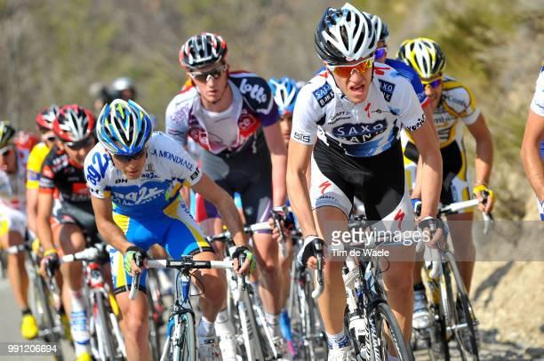 67E ParisNice Stage 8Chris Anker Sorensen /Nice Nice Etape Rit Tim De Waele