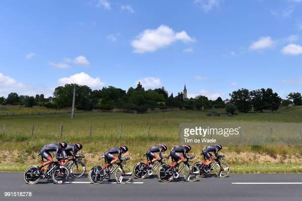 67Th Criterium Du Dauphine 2015 Stage 3 Team Bora Argon 18 / Roanne Montagny /Team Time Trial Contre La Montre Equipes Ploegentijdrit Ttt Rit Etape