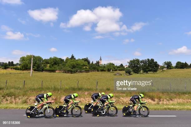 67Th Criterium Du Dauphine 2015, Stage 3 Team Cannondale Garmin / Roanne - Montagny /Team Time Trial, Contre La Montre Equipes, Ploegentijdrit, Ttt,...