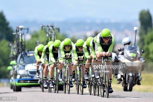 67th Criterium du Dauphine 2015 / Stage 3 Team Cannondale-Garmin / Roanne - Montagny Team Time Trial/ Ploegentijdrit/ TTT/ Rit Etape / © Tim De Waele
