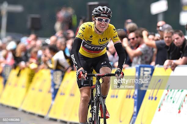 67th Criterium du Dauphine 2015 / Stage 6 Arrival / VAN GARDEREN Tejay Yellow Jersey / SaintBonnetenChampsaur VillarddeLans Vercors 1144m / Rit Etape...