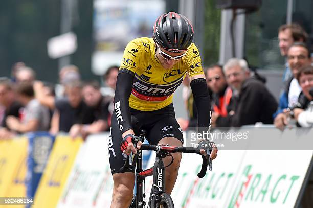67th Criterium du Dauphine 2015 / Stage 6 Arrival / VAN GARDEREN Tejay Yellow Jersey Deception Disappointment Teleurstelling / SaintBonnetenChampsaur...