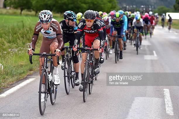 67th Criterium du Dauphine 2015 / Stage 6 CHEREL Mikael / DENNIS Rohan / SaintBonnetenChampsaur VillarddeLans Vercors 1144m / Rit Etape / © Tim De...