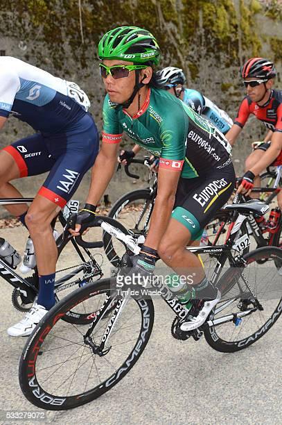 67th Tour de Romandie 2013 / Stage 3 Yukiya Arashiro / Payerne Payerne / Ronde Rit Etape TDR /Tim De Waele