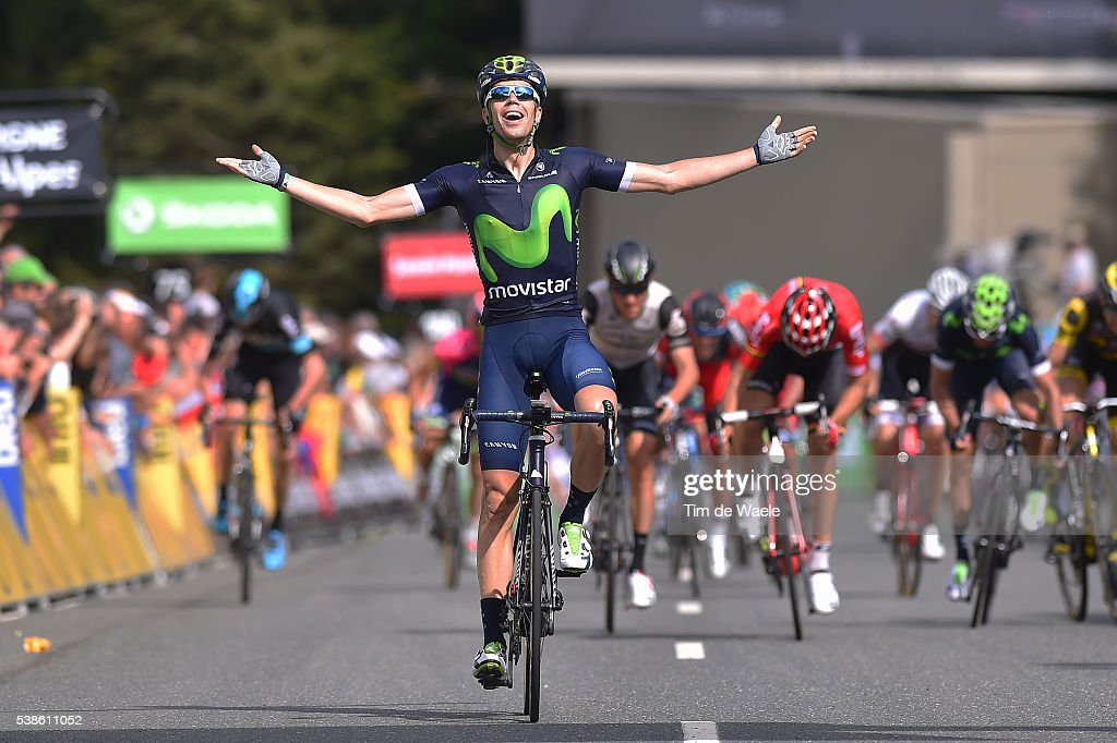 Cycling: 68th Criterium du Dauphine 2016 / Stage 2 : ニュース写真