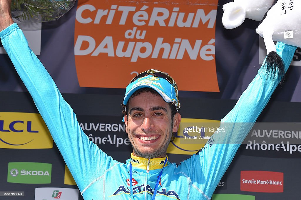 Cycling: 68th Criterium du Dauphine 2016 / Stage 3 : News Photo