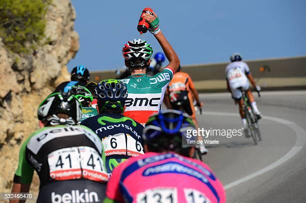 68th Tour of Spain 2013 / Stage 13 SANTAROMITA Ivan / Illustration Illustratie / Refreshment Heat Challeur Warmte Hitte / Valls - Castelldefels /...