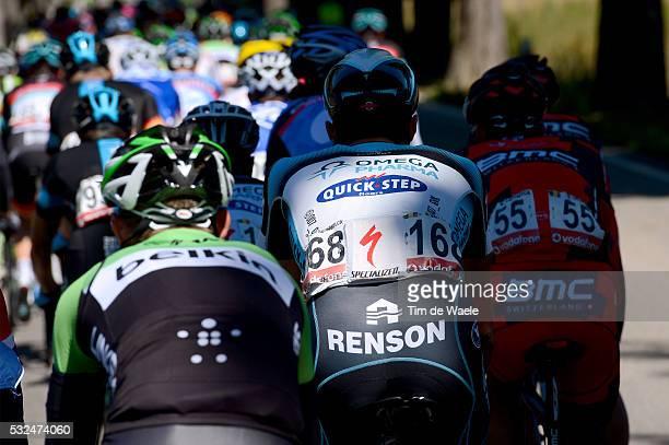 68th Tour of Spain 2013 / Stage 18 Illustration Illustratie / Omega Pharma Quick Step / OPQS / VAN KEIRSBULCK Guillaume / Burgos - Pena Cabarga 565m...