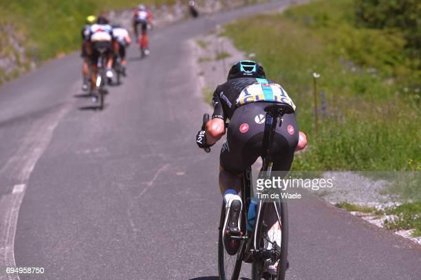 69th Criterium du Dauphine 2017 / Stage 8 Christopher FROOME / Albertville Plateau de Solaison 1508m /