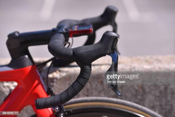 69th Criterium du Dauphine 2017 / Stage 8 Illustration / Shimano Brakes/ BMC Bike/ Amael MOINARD / Albertville Plateau de Solaison 1508m /