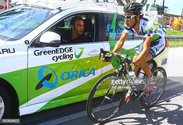 69th Tour of Poland / Stage 3 Daniele NARDELLO / Fumiyuki BEPPU / Kedzierzyn Cieszyn / Tour de Pologne Ronde van Polen / Rit Stage /Tim De Waele