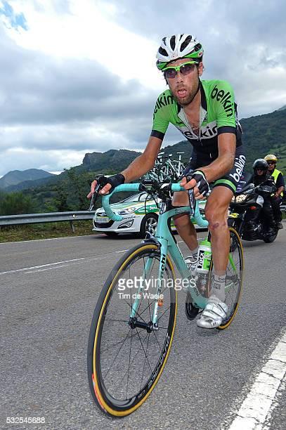 69th Tour of Spain 2014 / Stage 16 TEN DAM Laurens / San Martin Del Rey Aurelio La Farrapona Lagos De Somiedo 1705m / Vuelta Tour d'Espagne Ronde van...