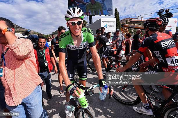 69th Tour of Spain 2014 / Stage 7 Arrival / GESINK Robert / Alhendin Alcaudete / Vuelta Tour d'Espagne Ronde van Spanje / Etape Rit / Tim De Waele