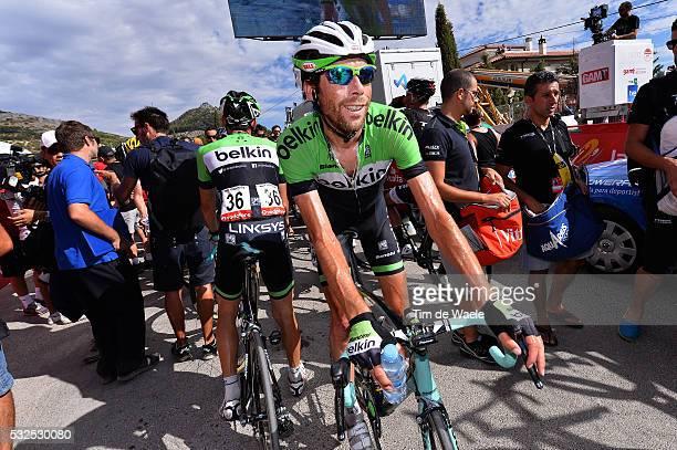 69th Tour of Spain 2014 / Stage 7 Arrival / TEN DAM Laurens / Alhendin Alcaudete / Vuelta Tour d'Espagne Ronde van Spanje / Etape Rit / Tim De Waele