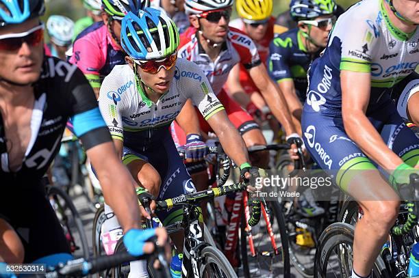 69th Tour of Spain 2014 / Stage 7 CHAVES Johan Esteban / Alhendin Alcaudete / Vuelta Tour d'Espagne Ronde van Spanje / Etape Rit / Tim De Waele