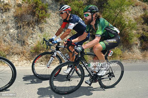 69th Tour of Spain 2014 / Stage 7 CRAVEN Dan / SARAMOTINS Aleksejs / Alhendin Alcaudete / Vuelta Tour d'Espagne Ronde van Spanje / Etape Rit / Tim De...