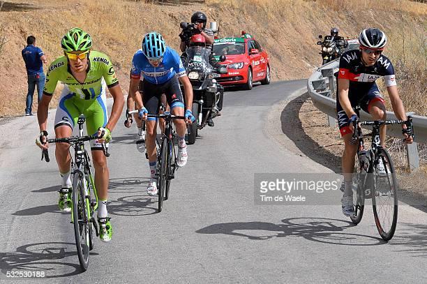 69th Tour of Spain 2014 / Stage 7 DE MARCHI Alessandro / HESJEDAL Ryder / DUPONT Hubert / TSCHOPP Johann / Alhendin Alcaudete / Vuelta Tour d'Espagne...