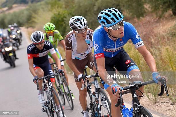 69th Tour of Spain 2014 / Stage 7 HESJEDAL Ryder / DUPONT Hubert / TSCHOPP Johann / DE MARCHI Alessandro / Alhendin Alcaudete / Vuelta Tour d'Espagne...