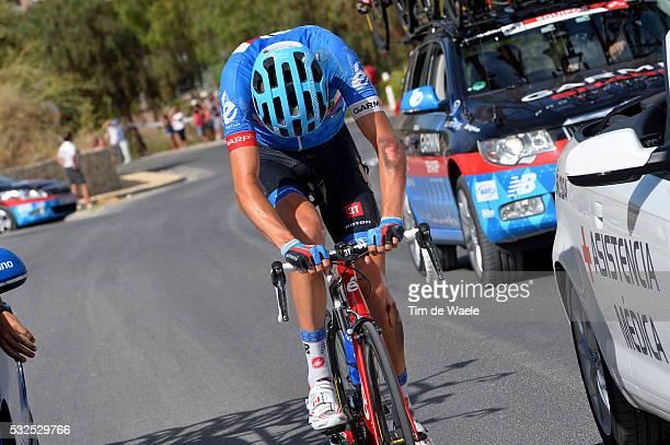 69th Tour of Spain 2014 / Stage 7 HESJEDAL Ryder Injury Blessure Gewond Crash Chute Val / Deception Teleurstelling / Alhendin Alcaudete / Vuelta Tour...