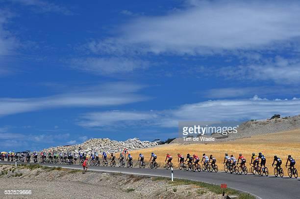 69th Tour of Spain 2014 / Stage 7 Illustration Illustratie / Peleton Peloton / Landscape Paysage Landschap / Alhendin Alcaudete / Vuelta Tour...