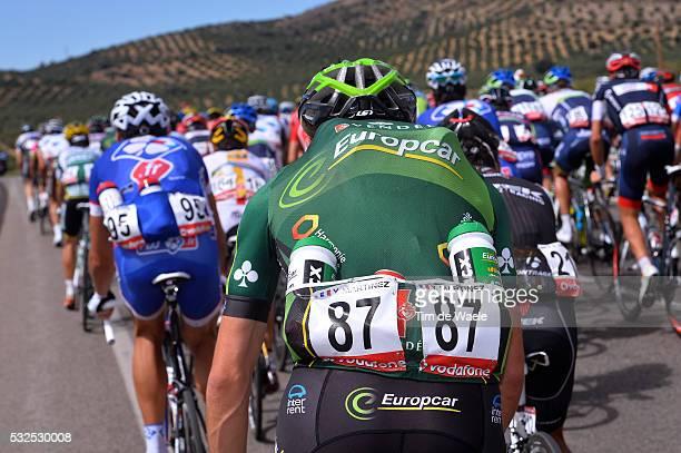 69th Tour of Spain 2014 / Stage 7 Illustration Illustratie / MARTINEZ Yannick / Ravitaillement Bevoorrading / Tacx Bottle Bidons Drinkbus / Alhendin...