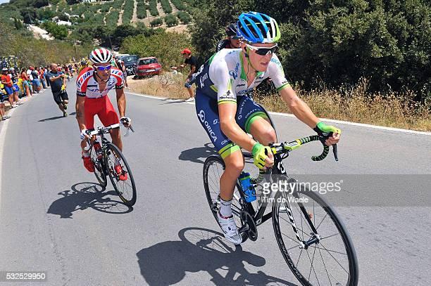 69th Tour of Spain 2014 / Stage 7 MEYER Cameron / Alhendin Alcaudete / Vuelta Tour d'Espagne Ronde van Spanje / Etape Rit / Tim De Waele