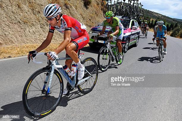 69th Tour of Spain 2014 / Stage 7 MORENO Daniel / Alhendin Alcaudete / Vuelta Tour d'Espagne Ronde van Spanje / Etape Rit / Tim De Waele
