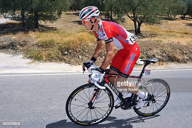 69th Tour of Spain 2014 / Stage 7 VORGANOV Eduard / Alhendin Alcaudete / Vuelta Tour d'Espagne Ronde van Spanje / Etape Rit / Tim De Waele