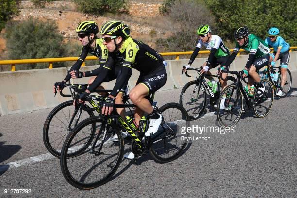 69th Volta a la Comunitat Valenciana 2018 / Stage 1 Adam Yates / Simon Yates / Oropesa Del Mar Peniscola / Tour of Comunidad Valenciana / Valencia /...