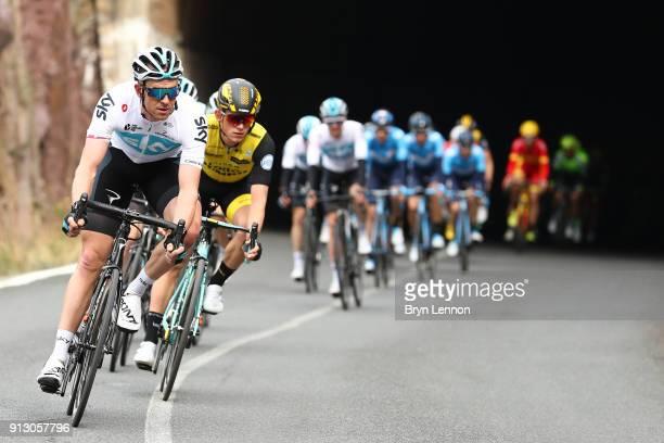 69th Volta a la Comunitat Valenciana 2018 / Stage 2 Ian Stannard / Betera Albuixech / Tour of Comunidad Valenciana / Valencia / VCV /