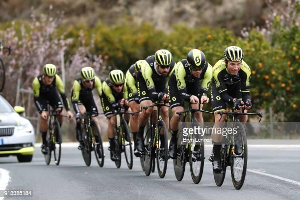 69th Volta a la Comunitat Valenciana 2018 / Stage 3 Michael ALBASINI / Luka MEZGEC / Roman KREUZIGER / Adam YATES / Simon YATES / Sam BEWLEY / Matteo...