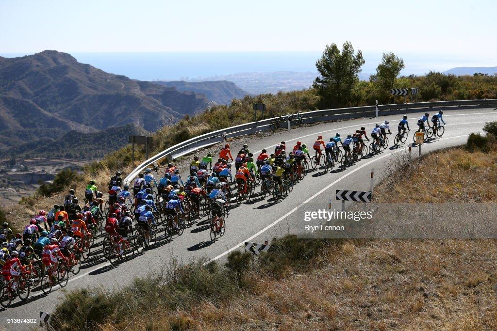 Cycling: 69th Volta a la Comunitat Valenciana 2018 / Stage 4 : ニュース写真