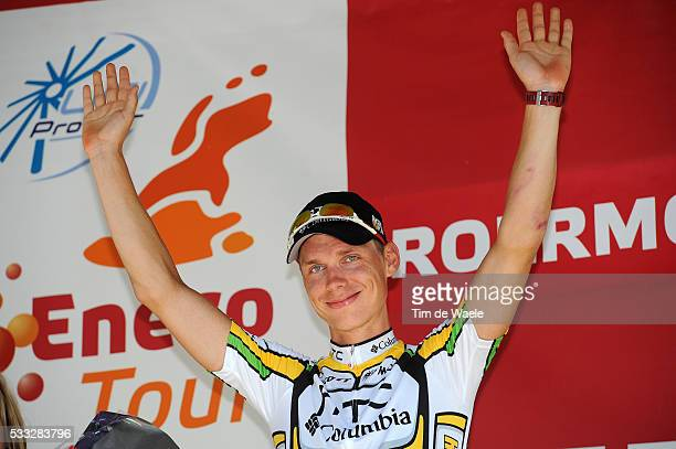 6th Eneco Tour / Stage 4 Podium / Tony MARTIN Celebration Joie Vreugde / SintLievensHoutem Roermond / Stage Rit / Tim De Waele | Location Roermond...