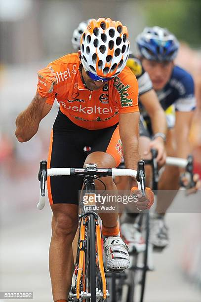 6th Eneco Tour / Stage 5 Arrival / Ruben Moreno PEREZ Deception Teleurstelling / Roermond Sittard / Stage Rit / Tim De Waele | Location Sittard...