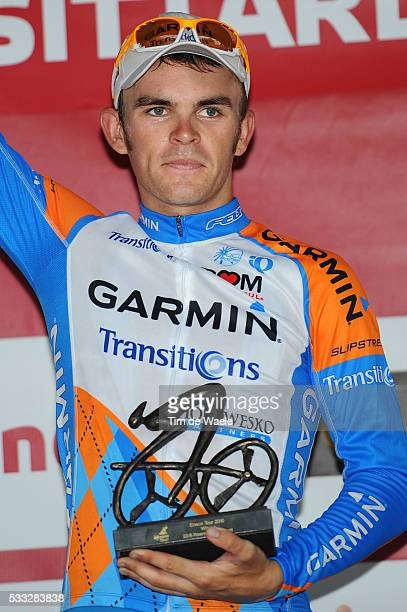 6th Eneco Tour / Stage 5 Podium / Jack BOBRIDGE Celebration Joie Vreugde / Roermond Sittard / Stage Rit / Tim De Waele | Location Sittard Netherlands...