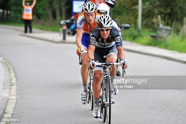 6th Eneco Tour / Stage 5 Richie PORTE / Lars BOOM / Roermond Sittard / Stage Rit / Tim De Waele | Location Sittard Netherlands PaysBas Holland...