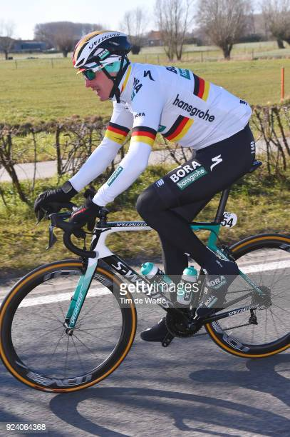 70th Kuurne Brussels Kuurne 2018 Marcus Burghardt of Germany / Kuurne Brussel Kuurne / KBK / Bxl /
