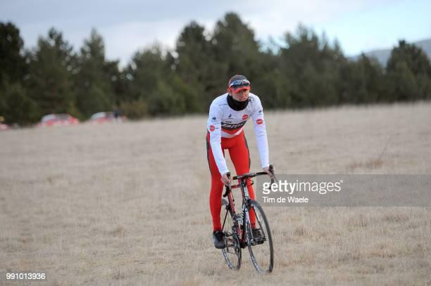 70Th Paris - Nice 2012, Stage 5Tejay Van Garderen White Jersey, Onet-Le-Chateau - Mende / Pn, Etape Rit /Tim De Waele