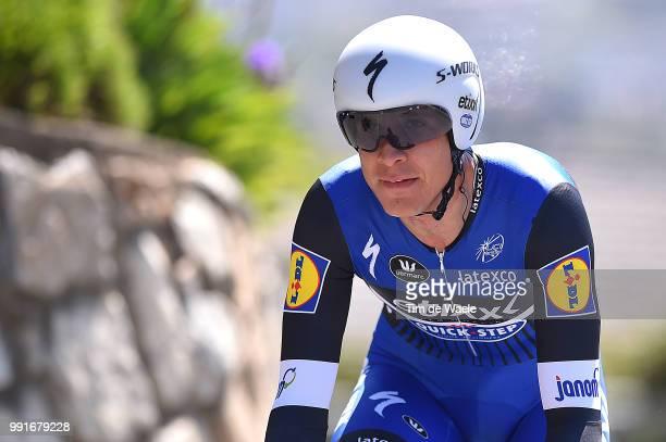 70Th Tour De Romandie 2016 Stage 3 Martinelli Davide / Sion Sion / Etape Rit Tdr/ Time Trial Contre La Montre Tijdrit Tt /