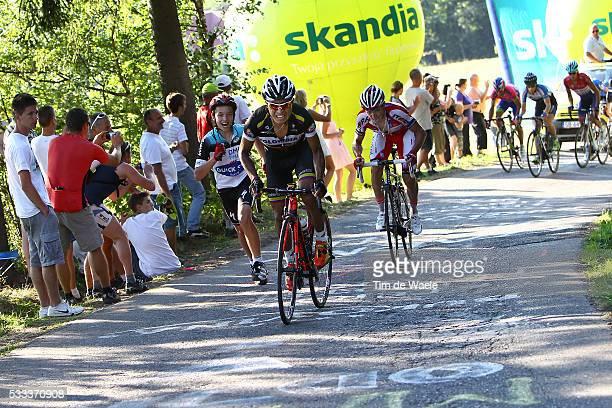 70th Tour of Poland/ Stage 6 Darwin ATAPUMA / Bukovina Terma Hotel Spa - Bukowina Tatrzanska Tour de Pologne Ronde Van Polen/ Rit Stage/ Tim De Waele